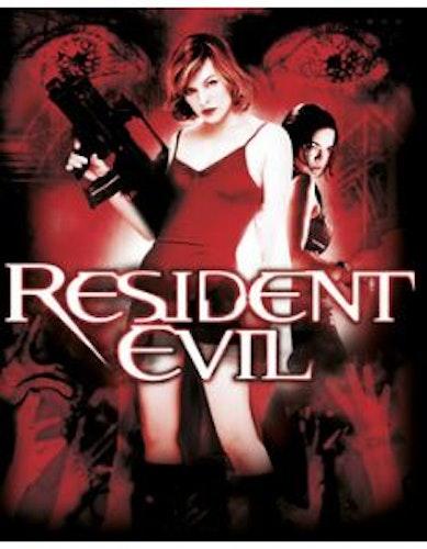 Resident Evil Bluray (import)