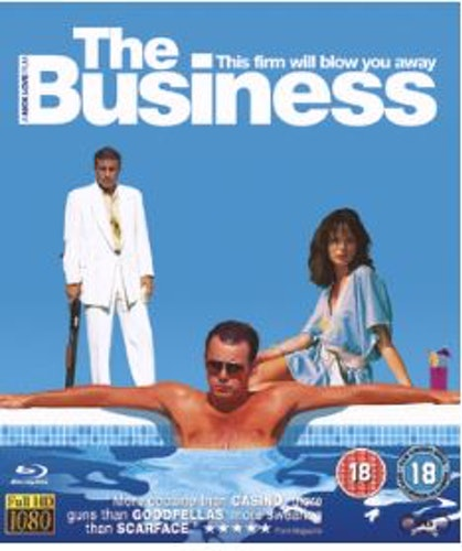 The business (Bluray) (Import)