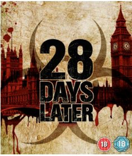 28 days later (Blu-ray) (Import)