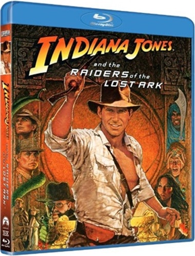 Indiana Jones: Jakten På den Försvunna Skatten bluray