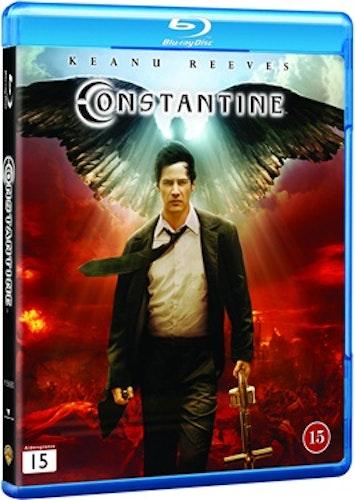 Constantine bluray