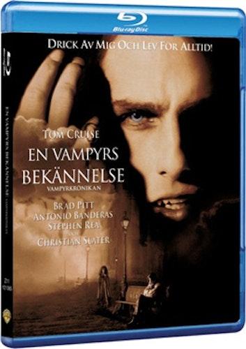 En vampyrs bekännelse bluray