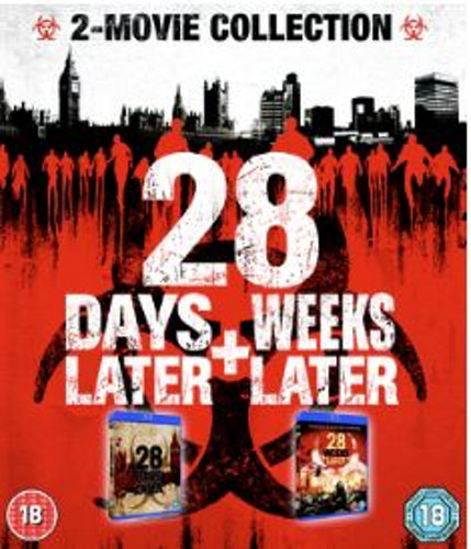 28 Days Later & 28 Weeks Later (Bluray) (Import)