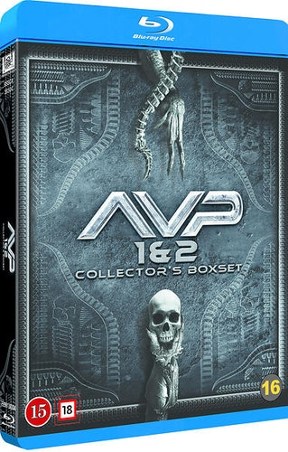 Alien vs Predator 1 & 2 (Bluray)