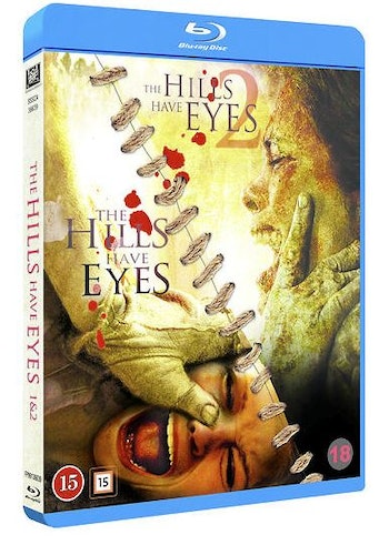 The Hills Have Eyes 1+2 bluray