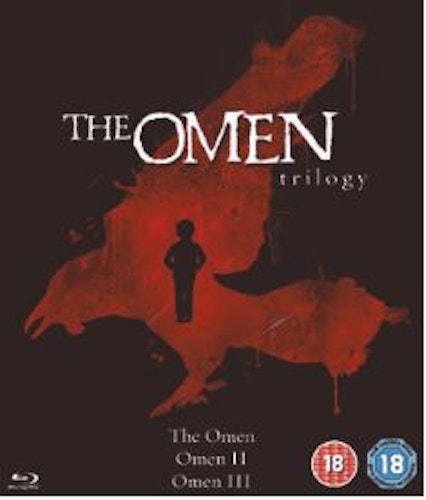 Omen 1-3 bluray