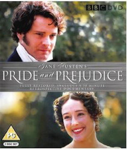 Pride and Prejudice (Blu-ray) (Import)