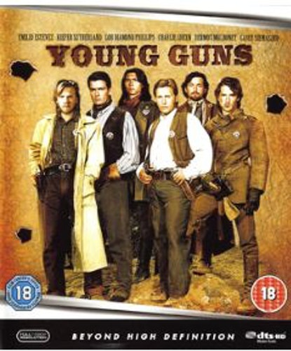 Young Guns Bluray (import)