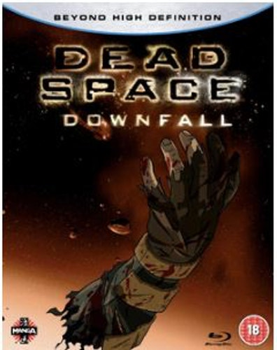 Dead Space - Downfall Blu-Ray (import)