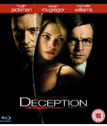 Deception Blu-Ray (import)