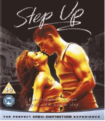 Step Up Blu-Ray (import)