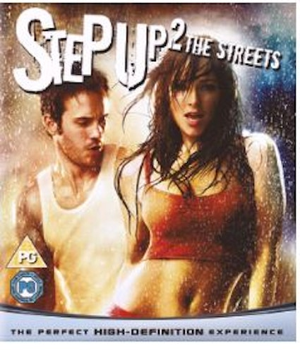 Step Up 2 - The Streets Bluray (import)