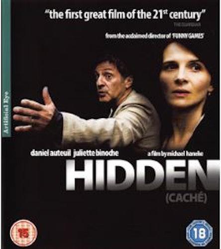 Hidden (Bluray) (Import)