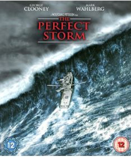 The Perfect Storm bluray (import med Sv text)