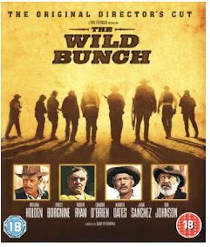 Wild Bunch (Bluray) (Import Sv.Text)