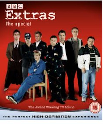 Extras - The Christmas Special BBC bluray (import)