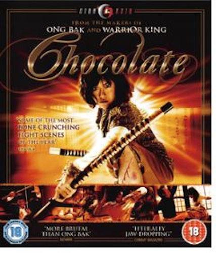 Chocolate (Bluray) (Import)