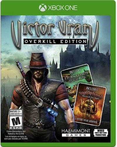 Victor Vran - Overkill Edition (Xbox One)