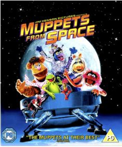 Muppets: From Space (Bluray) (Import Sv.Text)