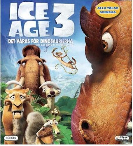Ice Age 3: Det Våras För Dinosaurierna bluray