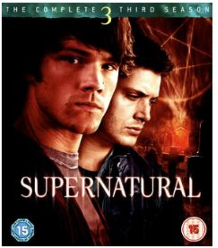 Supernatural - Season 3 (Bluray) (Import)