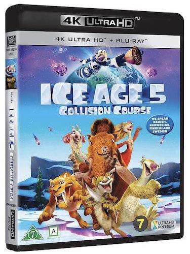 Ice Age 5: Scratattack 4K (UHD+BD)