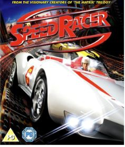 Speed Racer Blu-Ray (import)