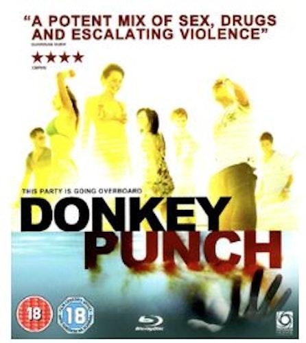 Donkey punch (Blu-ray) (Import)