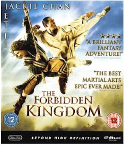 Forbidden Kingdom (Bluray) (Import)