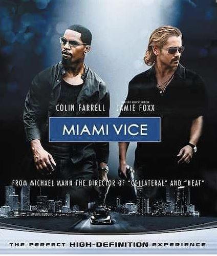 Miami Vice bluray