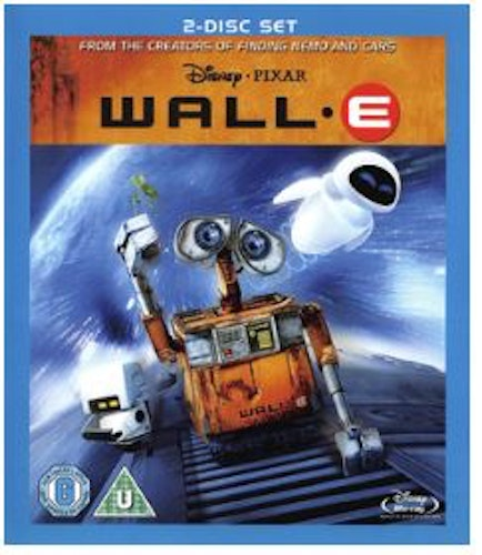 Wall-E Bluray (import)