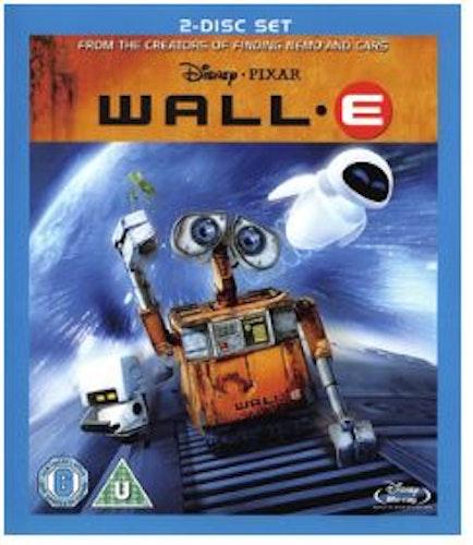 Wall-E Bluray (import)
