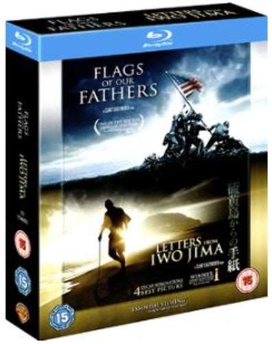 Flags of our Fathers & Letters from Iwo Jima (Bluray) (Import)