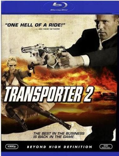 Transporter 2 bluray