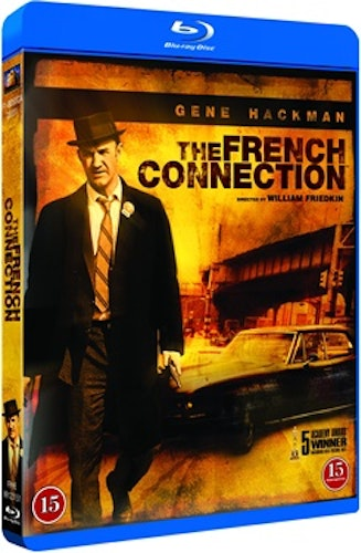 French Connection bluray