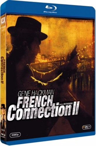 French connection 2 bluray