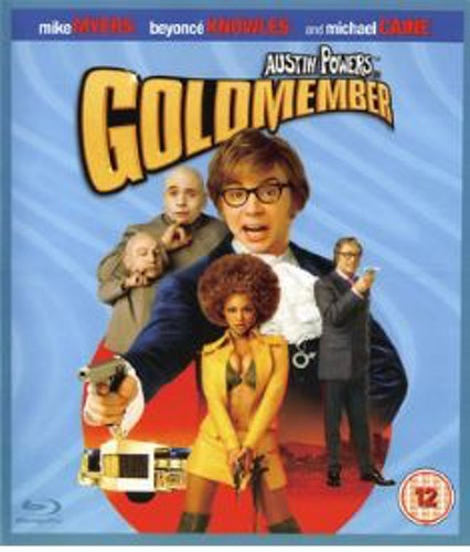 Austin Powers 3 - Goldmember Blu-Ray (import)