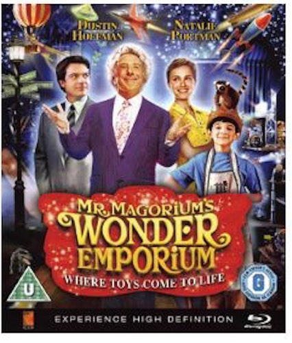 Mr Magoriums Wonder Emporium Blu-Ray (import)