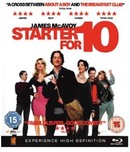 Starter For 10 bluray