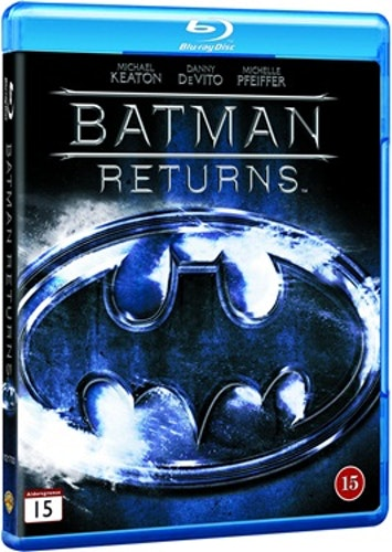 Batman - Återkomsten bluray