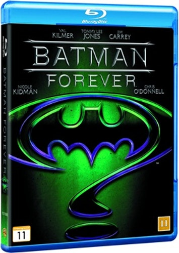 Batman Forever bluray