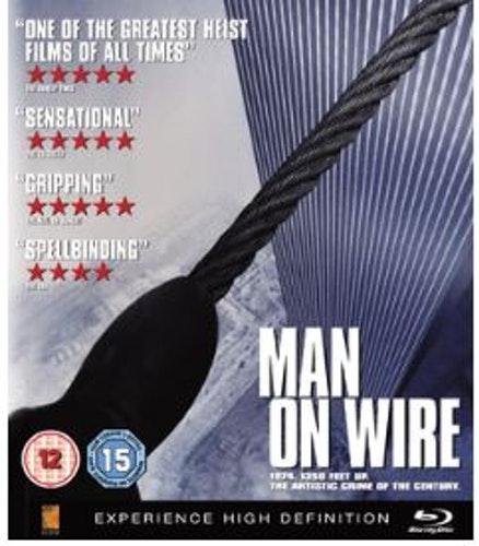 Man on wire (Bluray) (Import)