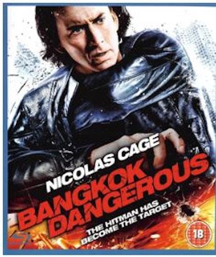 Bangkok Dangerous  bluray (import)