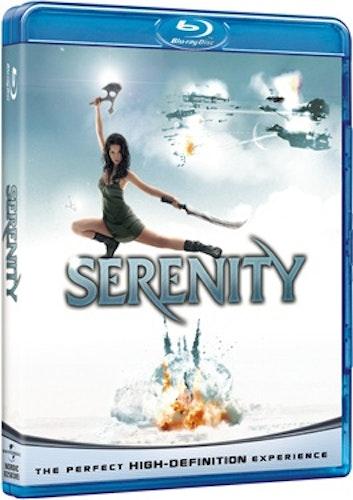 Serenity bluray