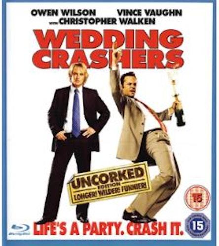 Wedding Crashers - Uncorked Edition Blu-Ray (import)