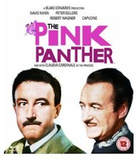 Rosa Pantern Blu-Ray (import) 1964