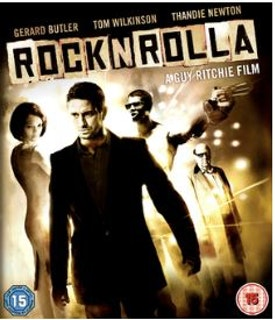 RocknRolla Blu-Ray (import)