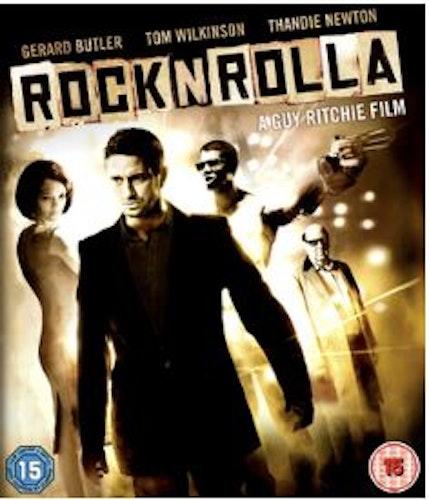 RocknRolla Blu-Ray (import)