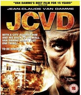 Jean Claude Van Damme Blu-Ray (import)
