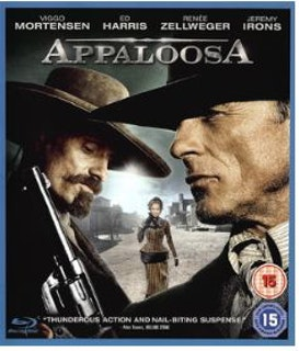 Appaloosa bluray (import)